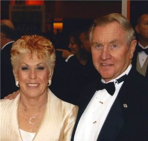 Mr. And Mrs. Jerry Moyes